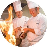 調理の基礎をしっかり学ぶ