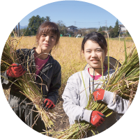 「農」と「食」の知識を実践学習から学ぶ
