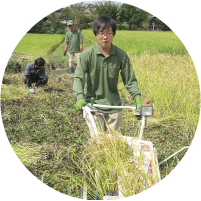 農業の基礎を実践的に学ぶ