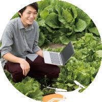 農業分野におけるICT活用を学ぶ
