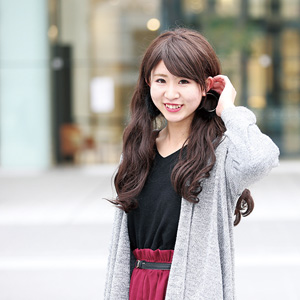 鶴田 瑠奈さん