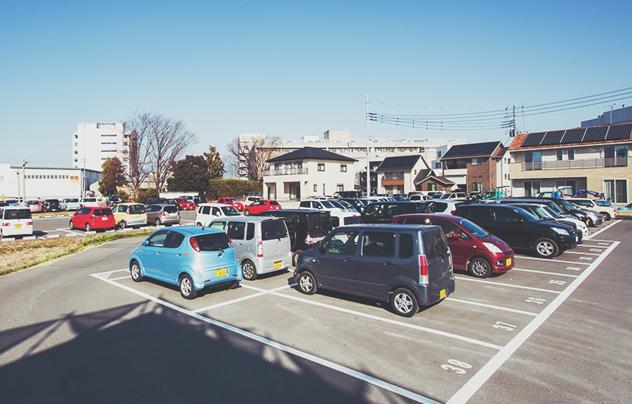 写真:駐車場イメージ