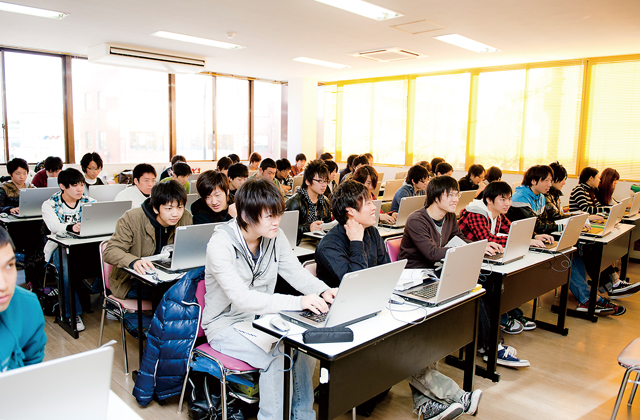 写真:体験授業(コース選択式)イメージ