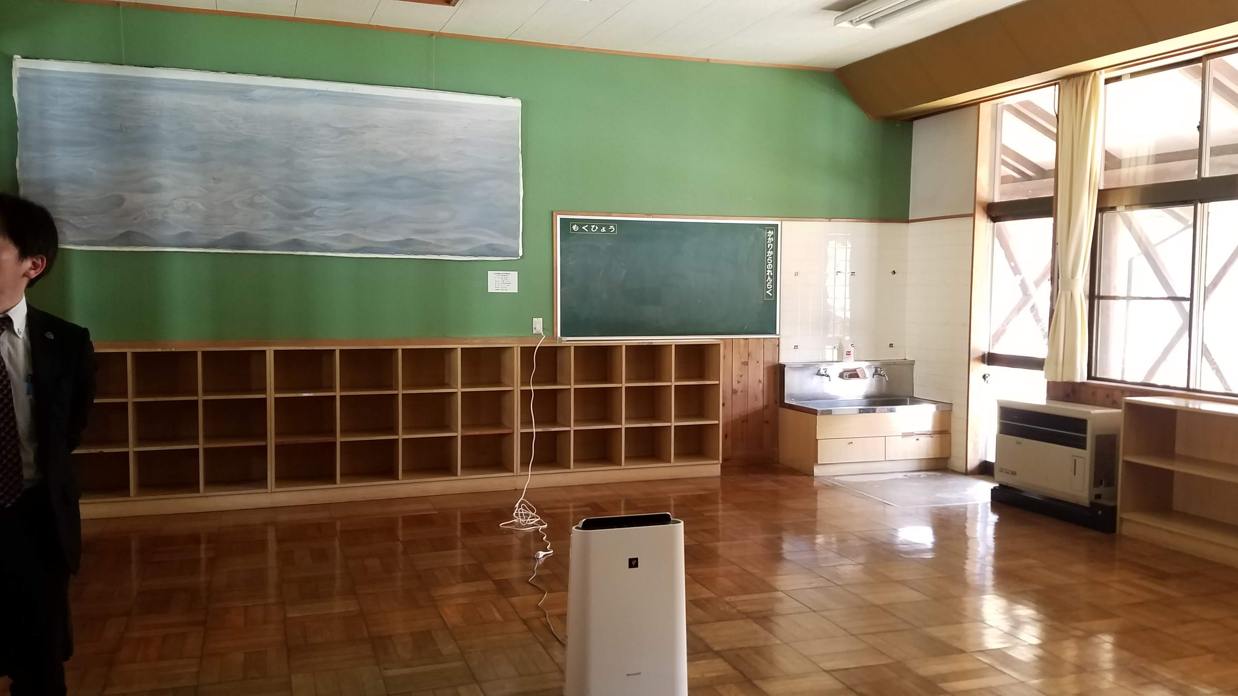 さる小-教室-