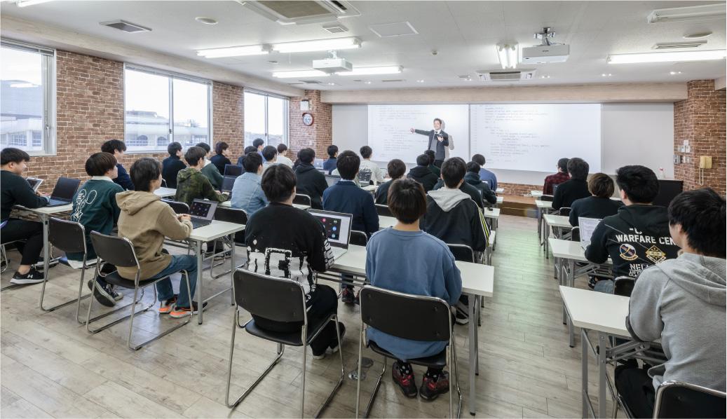 未来を担う人材を育成する多彩な講師陣