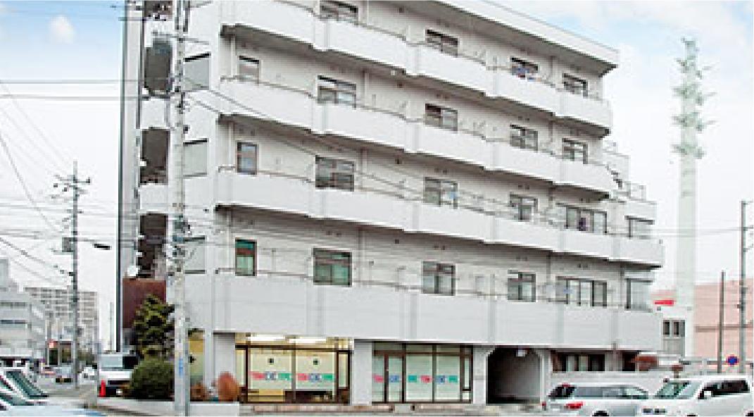 高崎駅まで徒歩2分の学園マンション